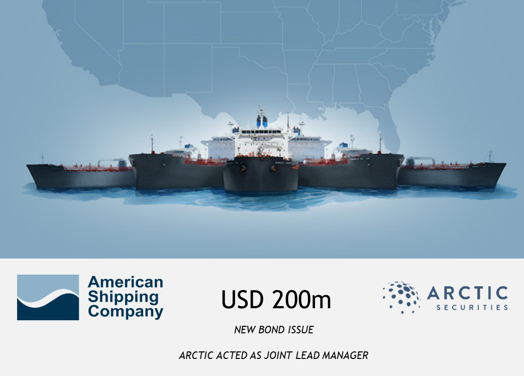 American Shipping Company - USD 200m - Bond Issue