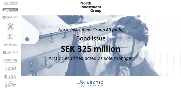 North Investment Group AB - News - Arctic Securities AS