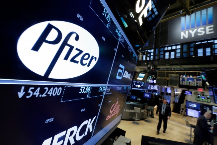 Pfizer tar over Array Biopharma for USD 11mrd