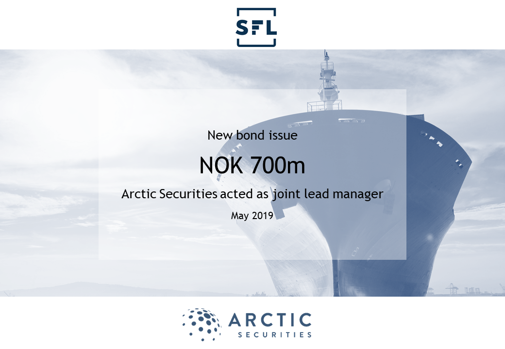 Ship Finance - NOK 700m - New bond issue