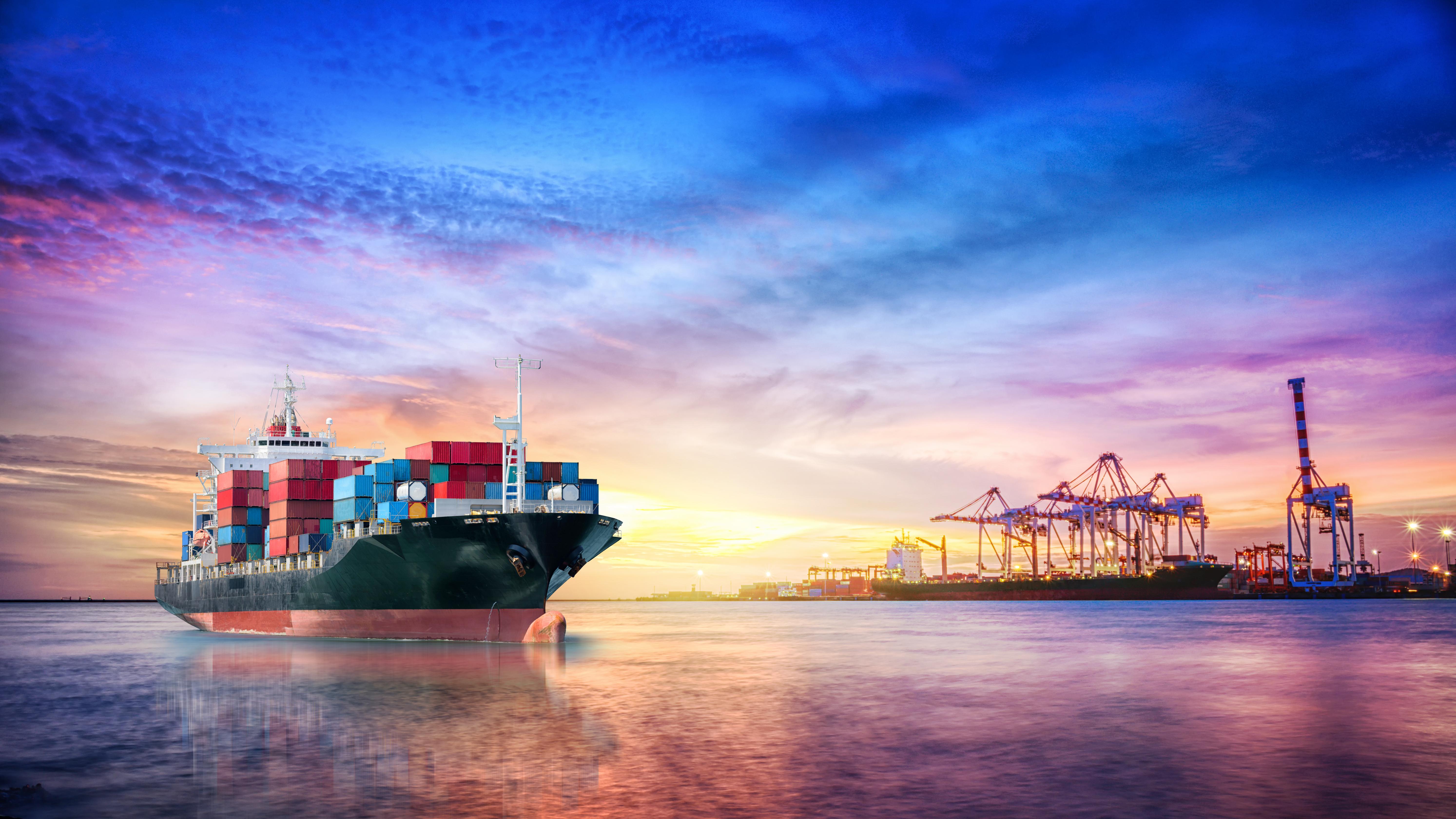 The rebound of the shipping sector